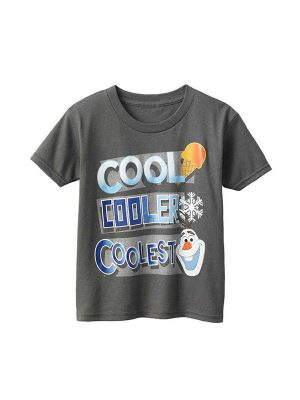 T-shirts for men Fashion Children Girl Dress Bowknot Button Fastening Turn-2